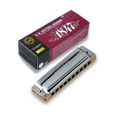 hering chromatic harmonicas
